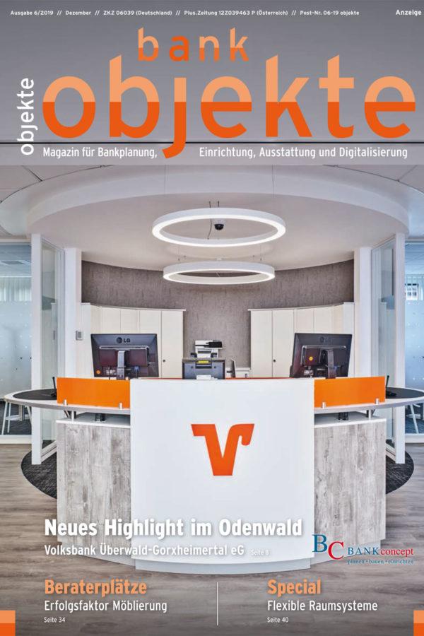 bank objekte Fachzeitschrift